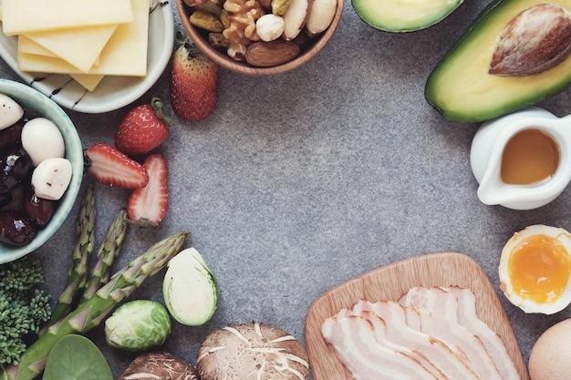 Keto Dieta Ketogenna Niskoweglowodanowa Zdrowa Zywnosc Zdjecie