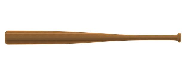 Kij Baseballowy Z Drewna Tekowego Premium Zdjęcia