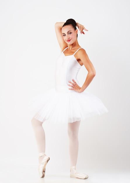 Klasyczny tancerz Premium Zdjęcia