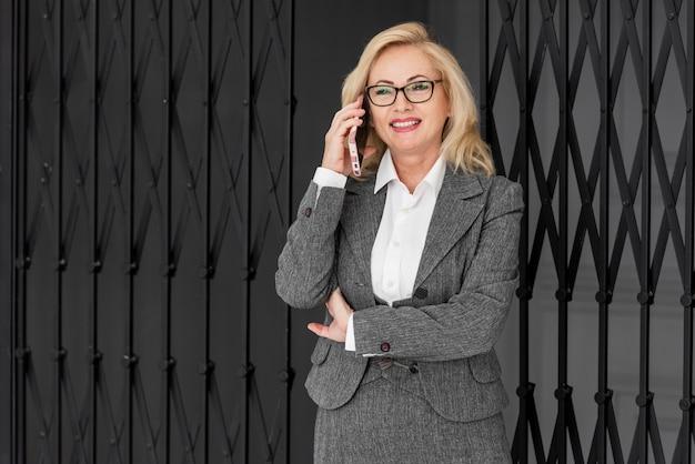 Kobieta Biznesu Wysoki Kąt Darmowe Zdjęcia