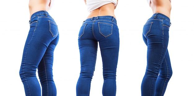 Kobieta nogi w różnych pozycjach Darmowe Zdjęcia