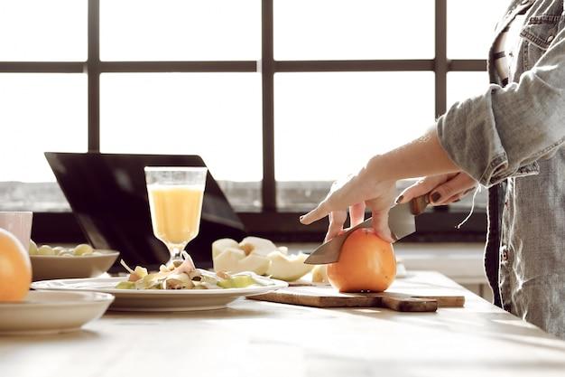 Kobieta W Kuchni Darmowe Zdjęcia
