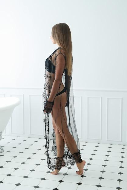 Kobieta W łazience Darmowe Zdjęcia