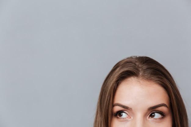 Kobieta Wygląda Podejrzanie Darmowe Zdjęcia