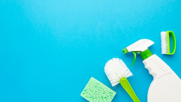 Kolekcja higieniczna z miejscem na kopię Darmowe Zdjęcia