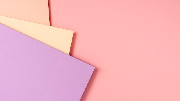 Kolekcja Pastelowych Kartonów Premium Zdjęcia