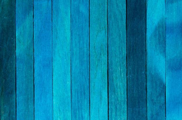Kolor Niebieski Tekstura Tło Drewna Premium Zdjęcia