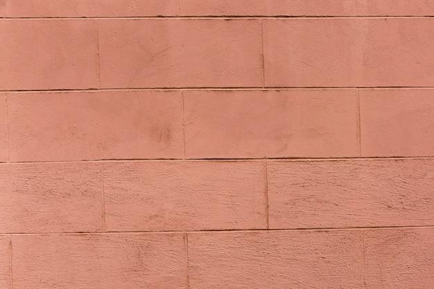 Kolorowa ściana Z Cegieł O Szorstkim Wyglądzie Darmowe Zdjęcia