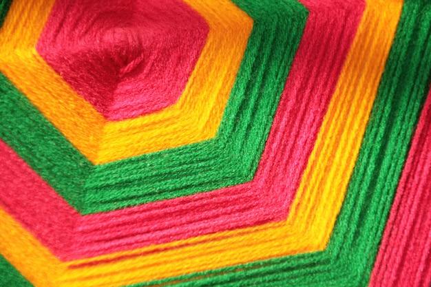 Kolorowe Abstrakcyjne Tekstury Linii Premium Zdjęcia