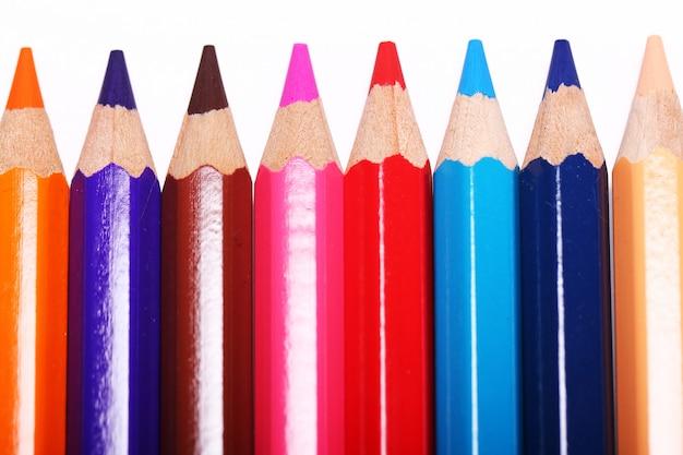 Kolorowe Kredki Darmowe Zdjęcia