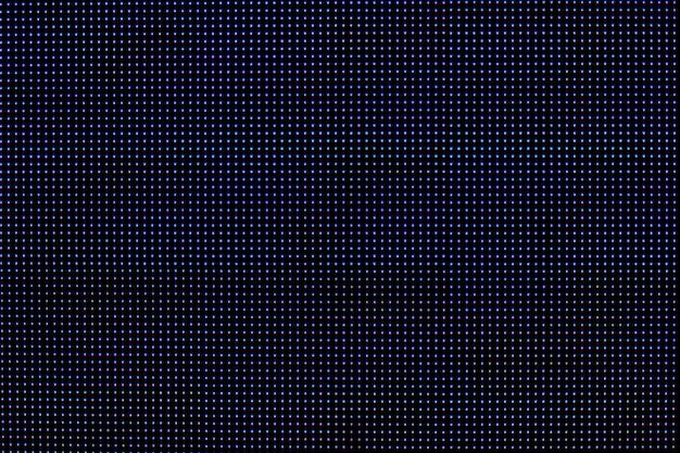 Kolorowy Ekran Led. Premium Zdjęcia
