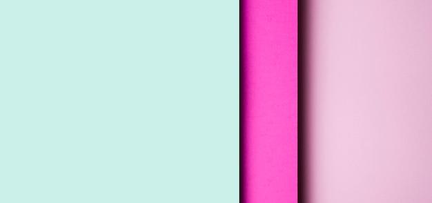 Kolorowy Papierowy Tło Z Kopii Przestrzenią Darmowe Zdjęcia