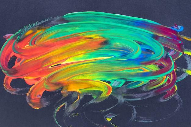 Kolorowy Rysunek Na Dzień Dumy Premium Zdjęcia