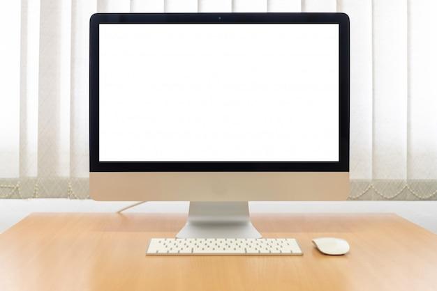 Komputer biurowy Premium Zdjęcia