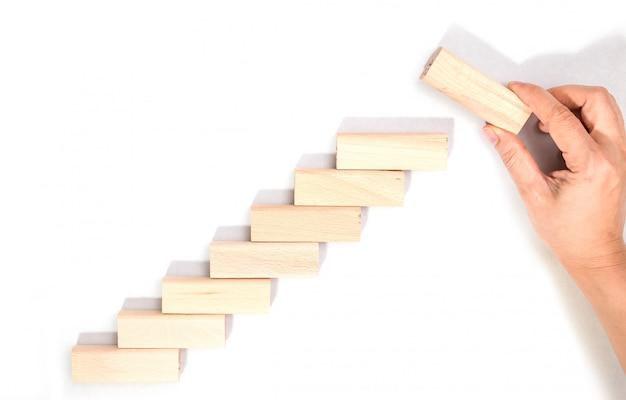 Koncepcja Biznesowa Dla Sukcesu Procesu Wzrostu. Premium Zdjęcia