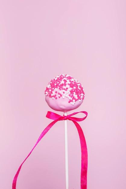Koncepcja kreatywnych pop ciasto Darmowe Zdjęcia