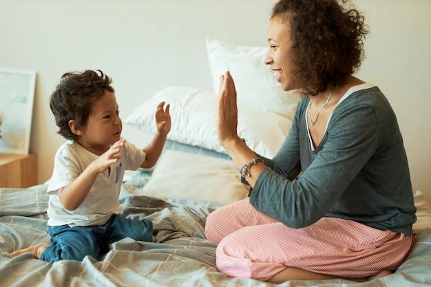 Koncepcja Wczesnego Rozwoju I Rodzicielstwa Darmowe Zdjęcia