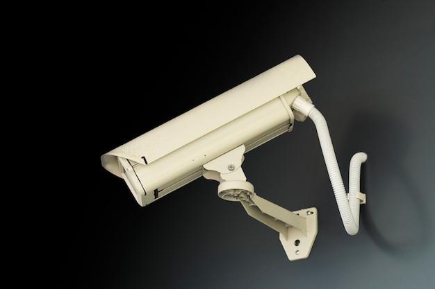 Konfiguracja Kamery Cctv Dla Bezpieczeństwa. Premium Zdjęcia