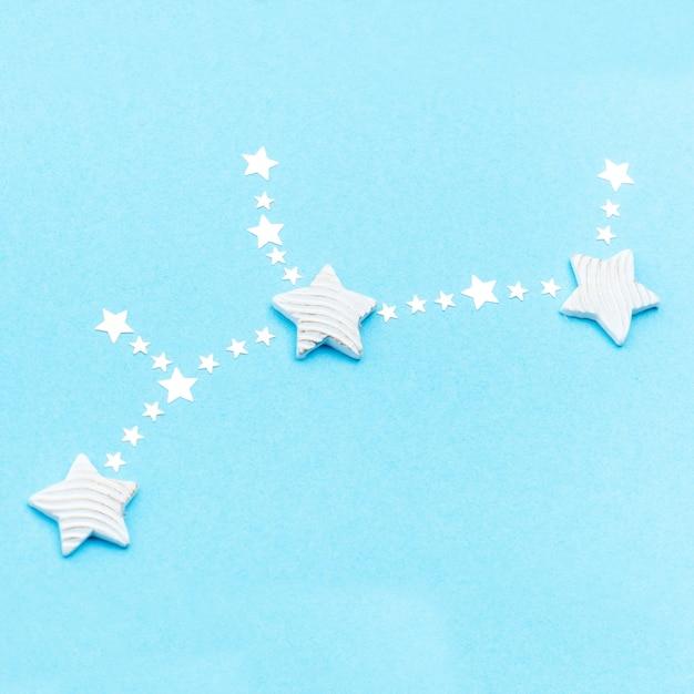 Konstelacja Zodiaku Panna Premium Zdjęcia