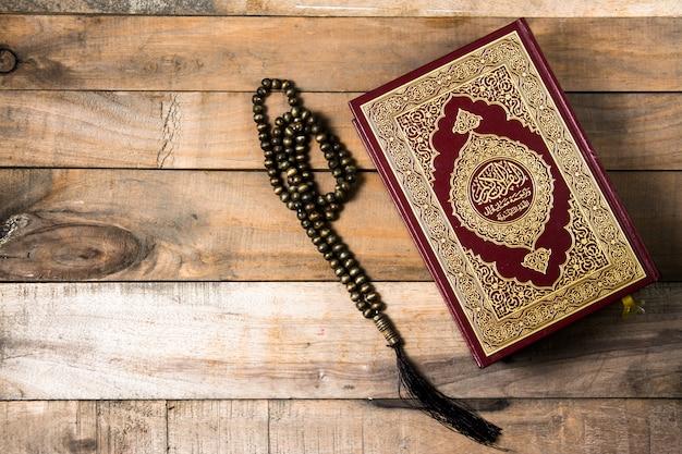 Koran, święta księga muzułmanów Premium Zdjęcia