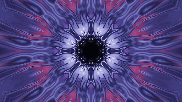 Kosmiczne Tło Z Fioletowymi światłami Laserowymi Darmowe Zdjęcia