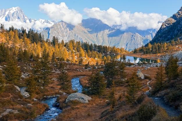 Krajobraz Alp Darmowe Zdjęcia