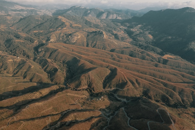 Krajobraz Gór W Turcji Darmowe Zdjęcia