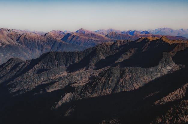 Krajobraz Górski Szczyt Darmowe Zdjęcia