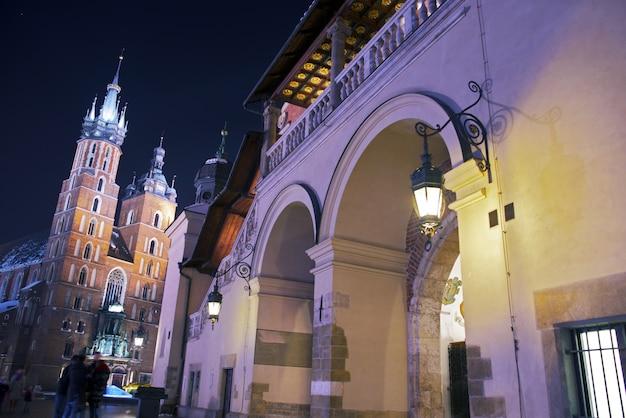 Kraków Sukiennice Darmowe Zdjęcia