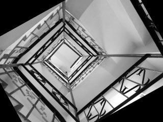 Kręte schody Darmowe Zdjęcia