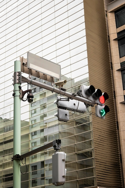 Kultura Japońska Z Sygnalizacją świetlną Darmowe Zdjęcia
