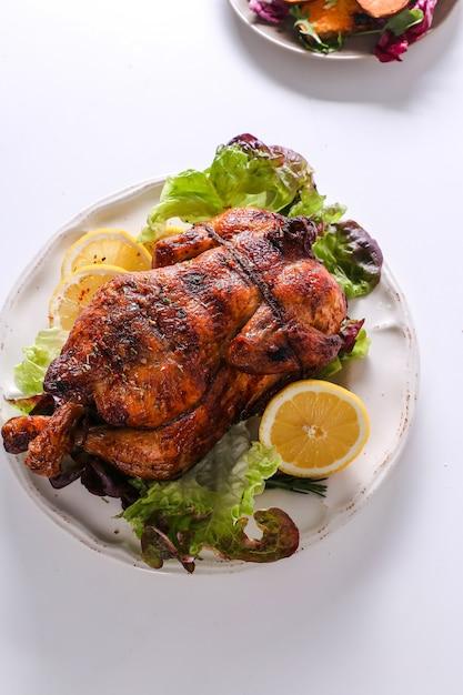 Kurczak Pieczony Darmowe Zdjęcia