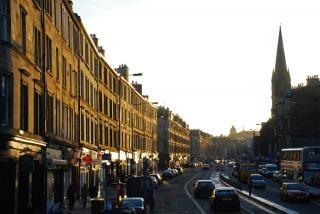 Leith Walk, Edinburgh Darmowe Zdjęcia