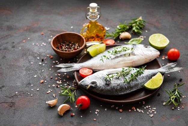 Leszcz świeża ryba Premium Zdjęcia