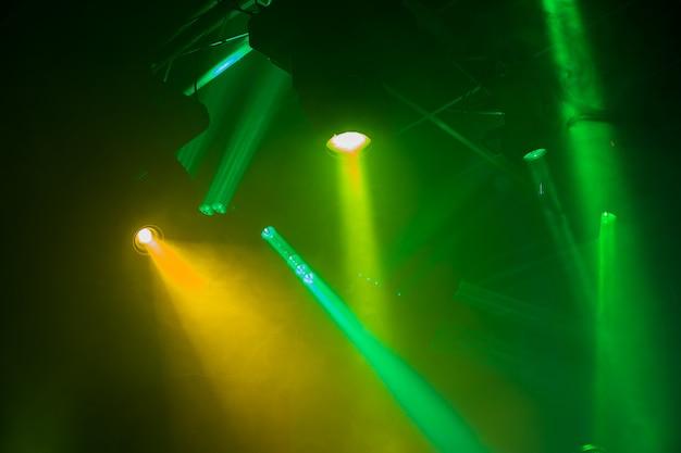Lights party Darmowe Zdjęcia