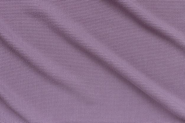 Liliowy żebrujący Sztruksowy Tekstury Tło Z Miękkimi Fałdami Na Powierzchni. Premium Zdjęcia