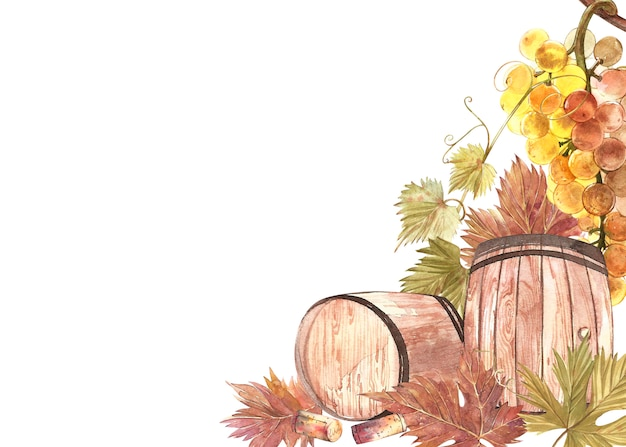 Liście Truskawki Z Kwiatami I Dojrzałymi Jagodami. Premium Zdjęcia