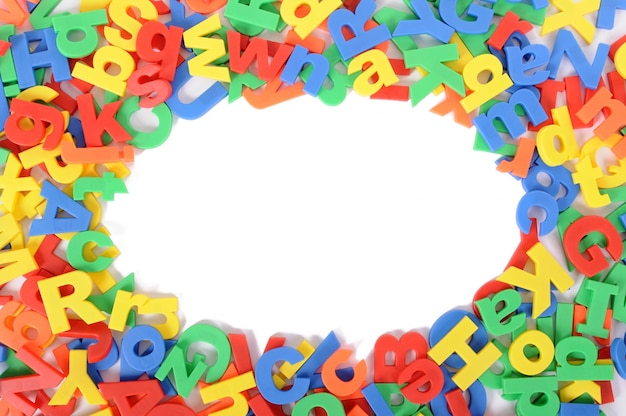 Litery alfabetu Darmowe Zdjęcia
