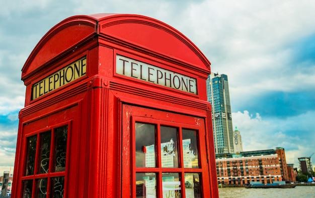 London red telephone box Darmowe Zdjęcia