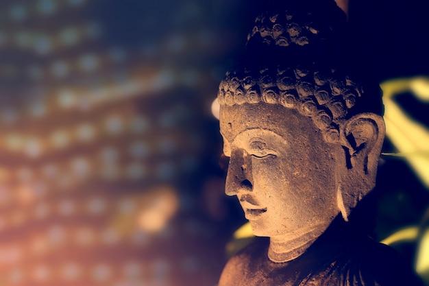 Lord Budha Premium Zdjęcia