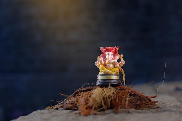 Lord Ganesha, Ganesha Festival Premium Zdjęcia