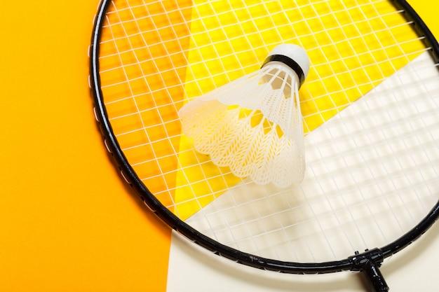 Lotka do badmintona Premium Zdjęcia