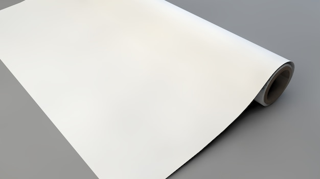 Makieta Papieru Do Pakowania Premium Zdjęcia