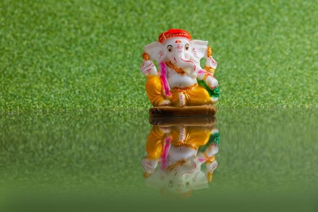 Mała Figurka Ganesha Premium Zdjęcia