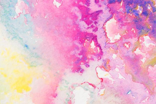 Malowanie papieru pastelowe tło Premium Zdjęcia