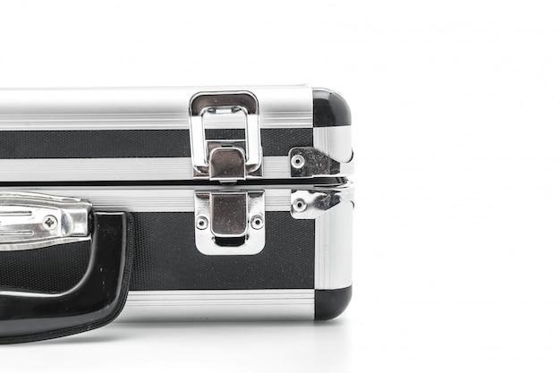 Mały aluminiowy futerał Premium Zdjęcia