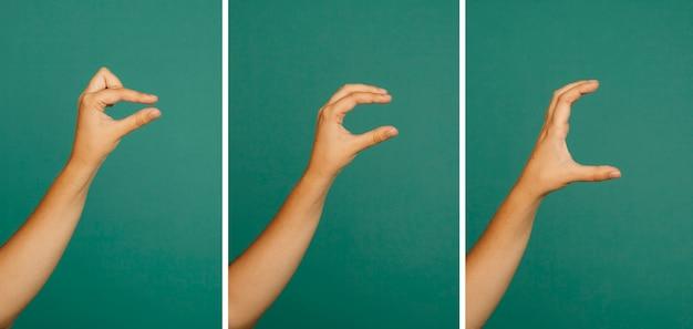 Mały Gest Ręki Darmowe Zdjęcia