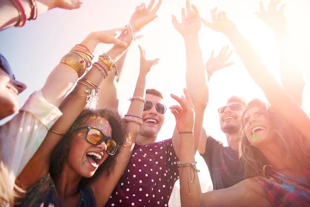 Mam Nadzieję, że Ta Impreza Nigdy Się Nie Skończy Darmowe Zdjęcia