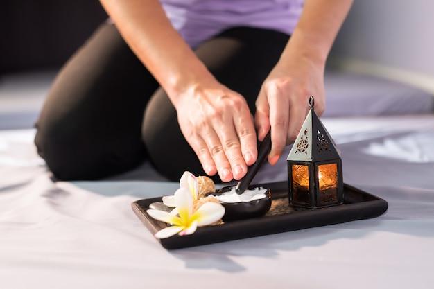 Masaż Tajski Kremem I Wanną Spa Premium Zdjęcia
