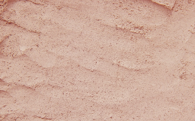 Maska sucha z proszku gliniastego. selektywna ostrość. Premium Zdjęcia